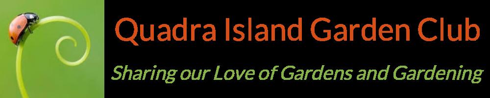 Quadra Island Garden Club